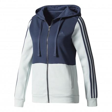 Adidas Tuta Donna Energize  Full Zip Cap Blu