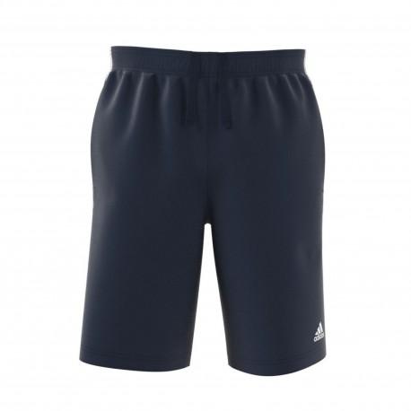 Adidas Short Tri Stripe Unisex Blu