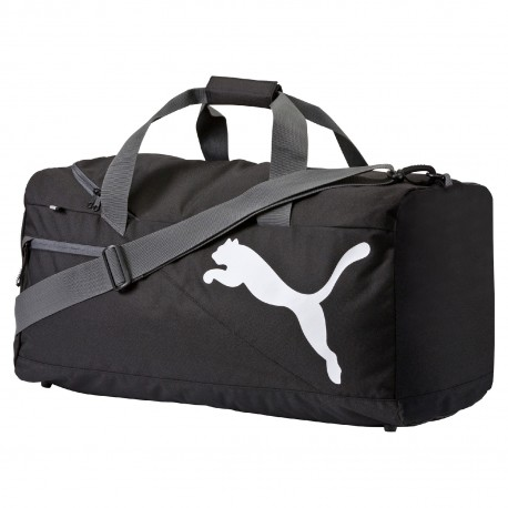 Puma Borsa Logo Tgm  Foundamental  Nero