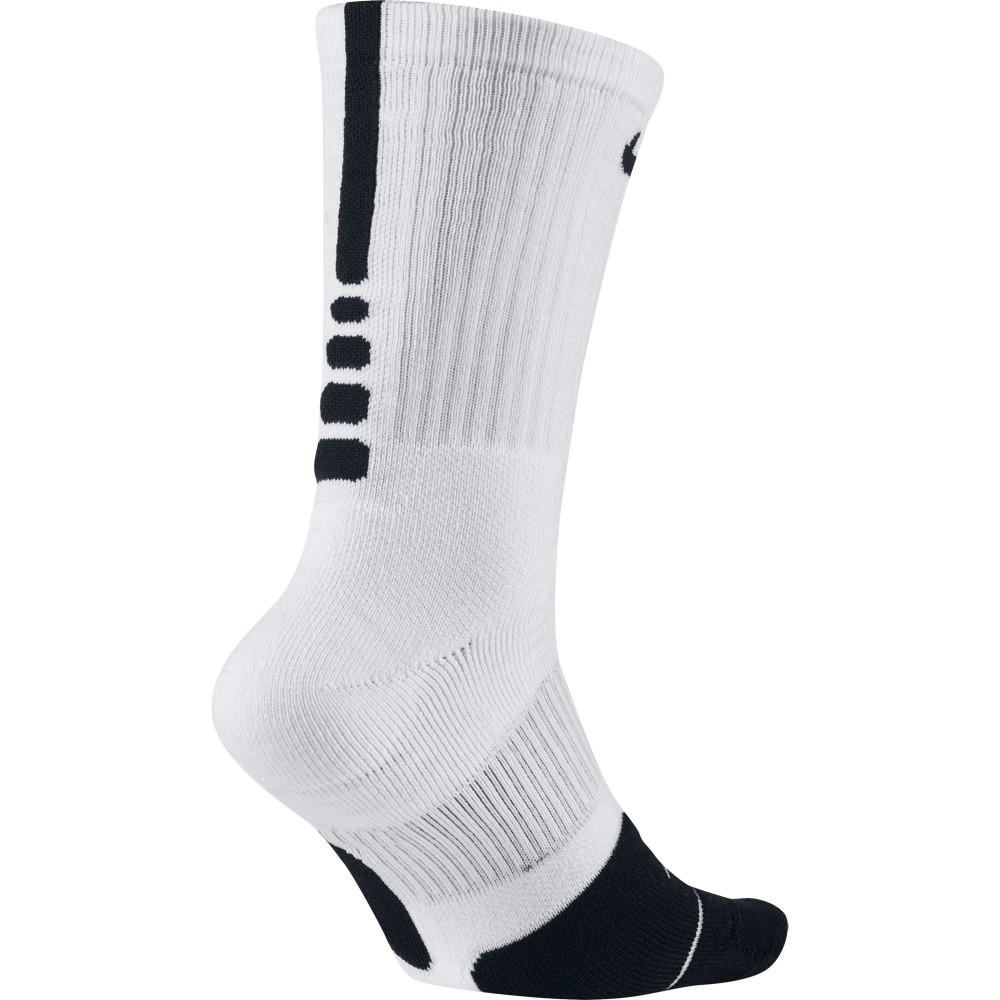 online in vendita dove acquistare abbigliamento sportivo ad alte prestazioni Nike Calza Basket Elite Bianco/Nero SX5593-100 - Acquista online ...