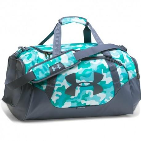 Under Armour Borsa Duffel M Azzurro