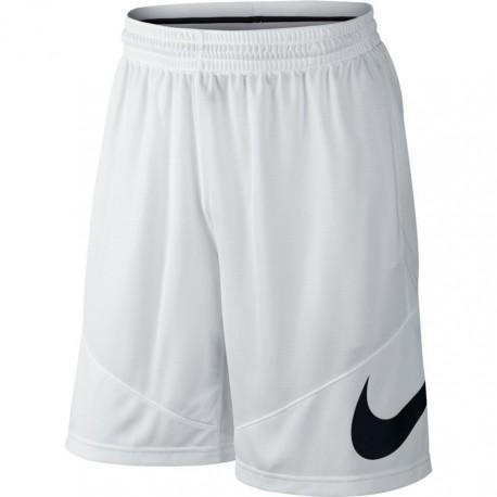 Nike Short Basket Hrb Bianco/Nero