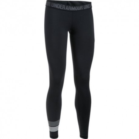 Under Armour Leggings Donna Train Nero