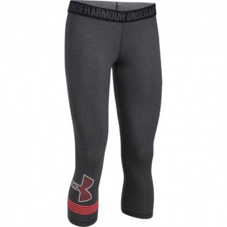 Under Armour Capri Donna Train Antracite