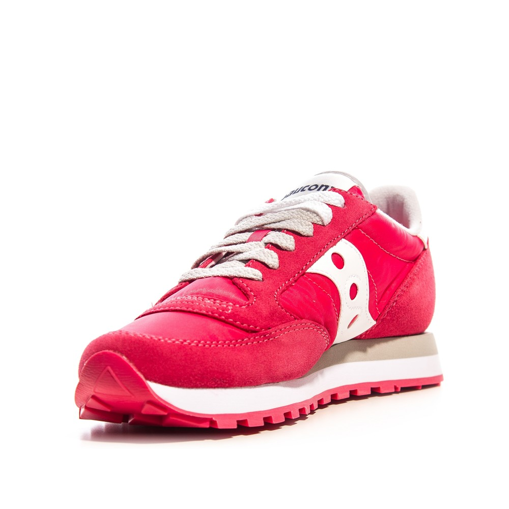 Saucony Sneakers basse 1044-429 Sneaker Donna Red/white Saucony 9FDKbT3