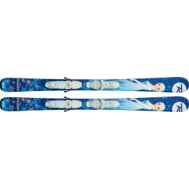 Rossignol Sci Bambino Frozen + Kid X 4 White Silver