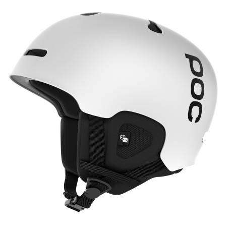 Poc Casco Auric Cut Communication   Matt White