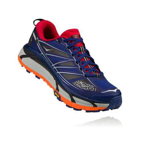Hoka Mafate Speed 2 Blu Print/Black