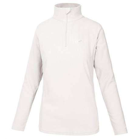 Hot Stuff Microfleece Donna Elisa Bright White