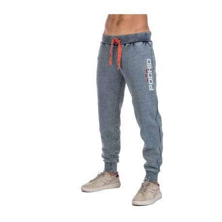 Podhio Pantalone In Felpa Jeans