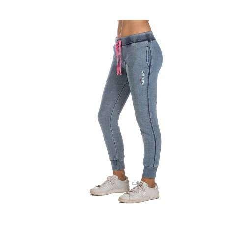 Podhio Pantalone In Felpa Donna Jeans