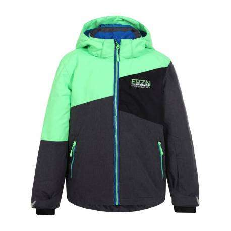 Icepeak Giacca Boy Harry Neon Green