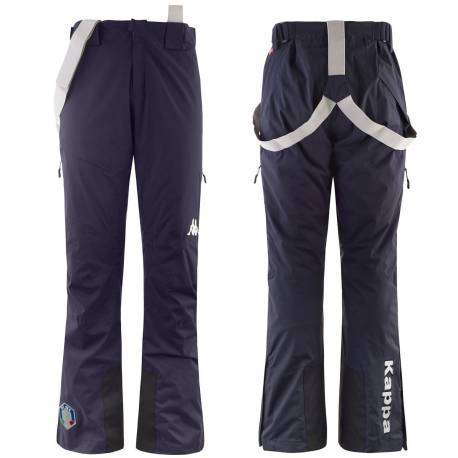 Kappa Pantalone 622a Fisi Blue Night