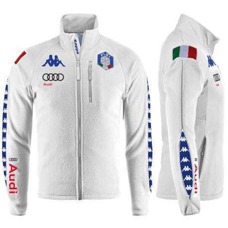 Kappa Fleece 687 Mask Fisi White
