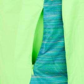 Diadora Giacca Run Wind Fluo Green