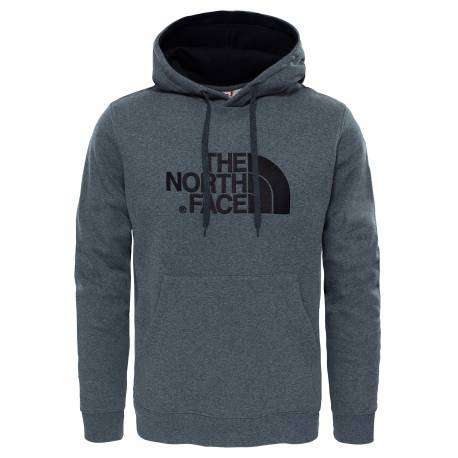The North Face Felpa Drew Peak Tnf Medium Grey