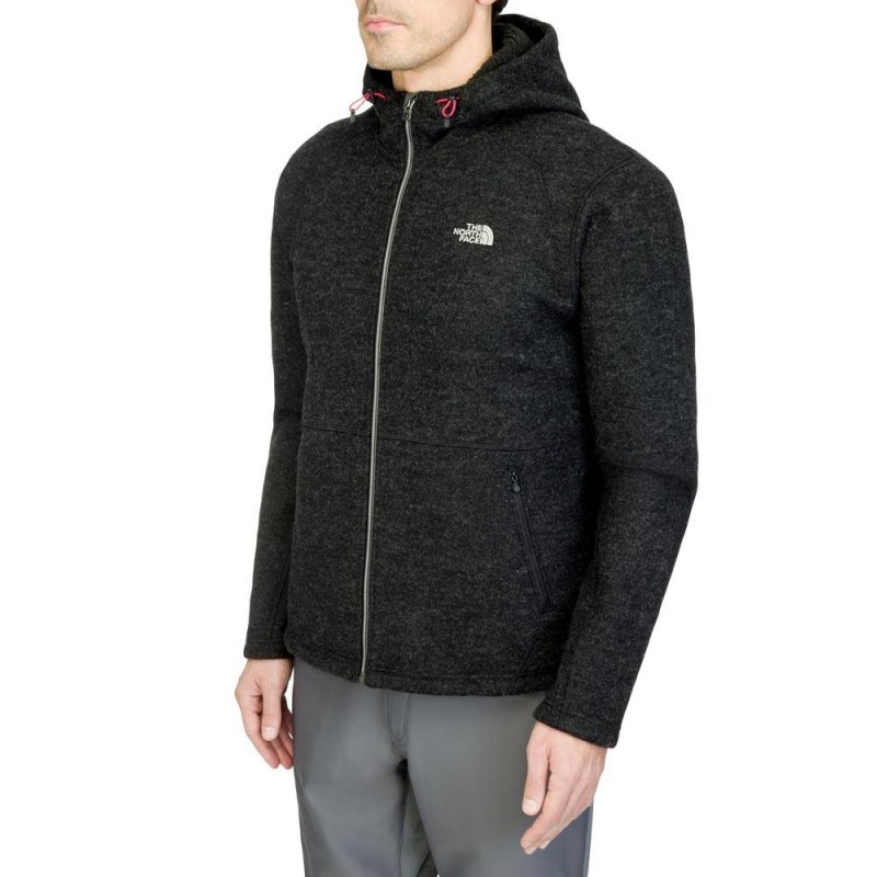 The North Face Giacca Zermatt Hoodie Tnf Black f4317842f230