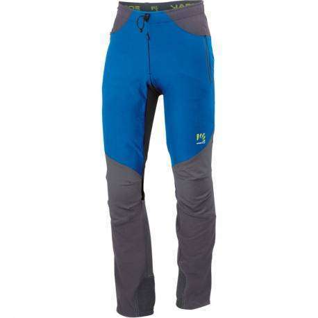 Karpos Pantalone Cevedale Azzurro