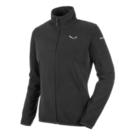Salewa Fleece Donna Drava Black Out