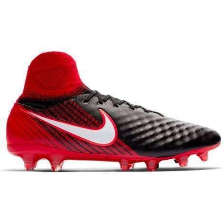 Nike Magista Orden II Fg Red/White
