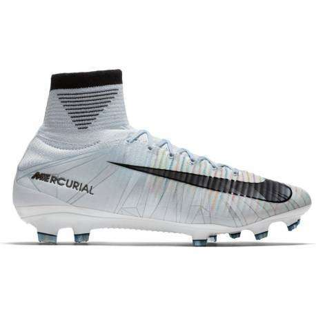 Nike Mercurial Superfly V Cr7 Fg Blue Tint/Black