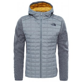 The North Face Giacca Thermoball Gordon Lyons Monument Grey