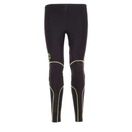 Karpos Pantalone Alagna Tight Nero/Verde