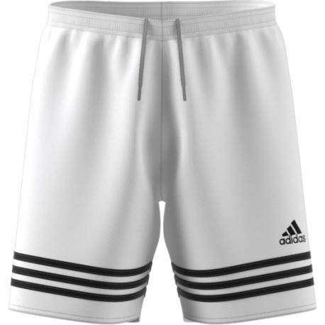 Adidas Short Estrada 14 team Bianco/Nero