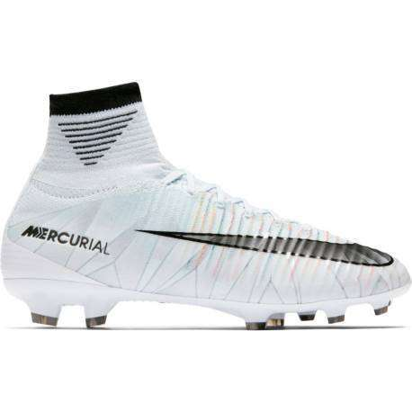 Nike Mercurial Superfly V Cr7 Df Fg Blue Tint/Black
