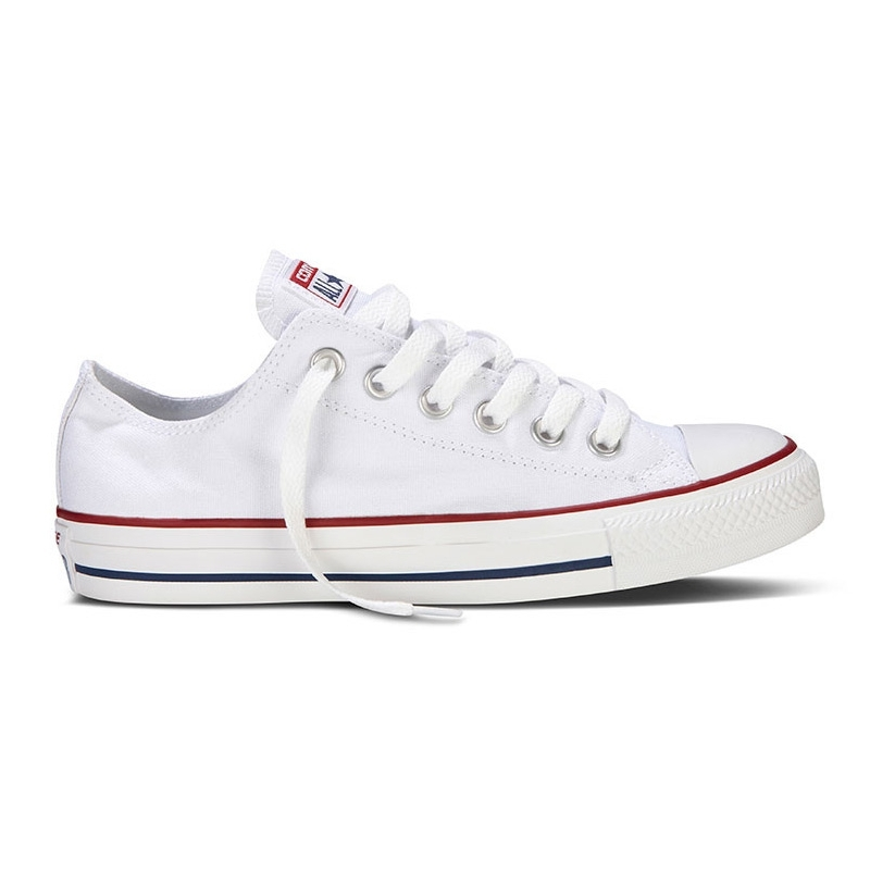 Converse All Star Ox Canvas Core Optical White
