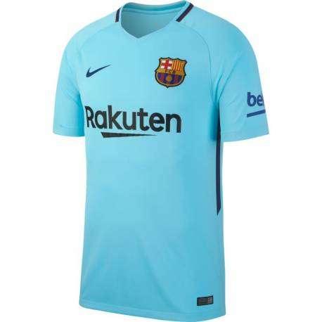 Nike T-Shirt Mm Fcb Away  Blu/Royal