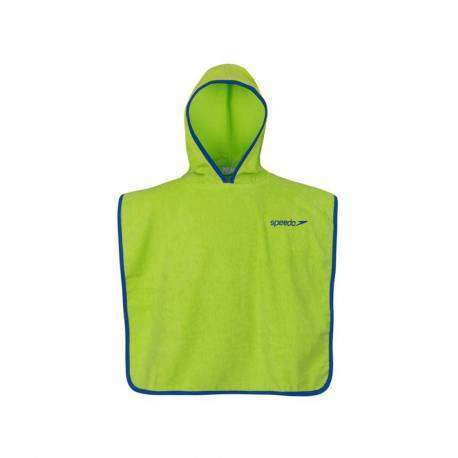Speedo Poncho Junior Microsp Apple/Green