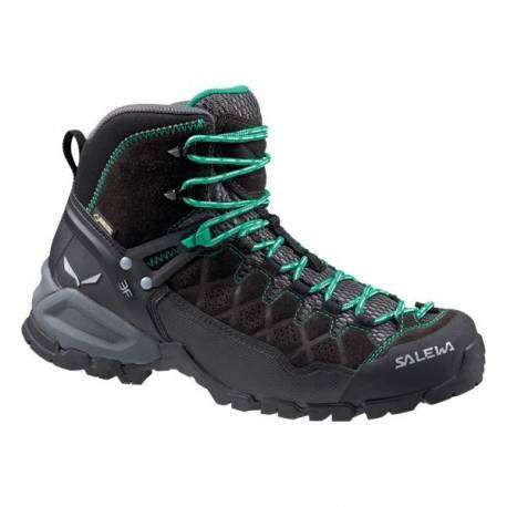 Salewa Pedula Donna Alp Trainer Mid Gtx Black Out Agata ... 214c4150aae