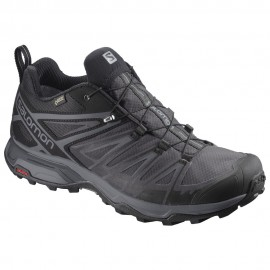 Salomon Scarpe Trail Running X Ultra 3 Gore Tex Nero Uomo