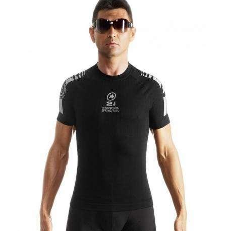 Assos T-Shirt Ss.Skinfoil Spring/Fall Evo7