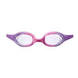 Arena Occhialino Bambino Spider Violet/Clear