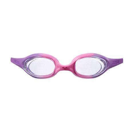 Arena Occhialino Bambino Spider Violet/Clear