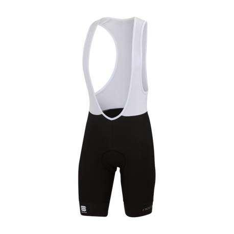 Sportful Salopette Short Fiandre Norain Black