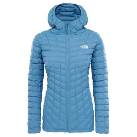 The North Face Giacca Donna Thermoball Prov Blue