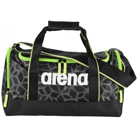 Arena Borsa Spiky 2 Medium Blackx/Green