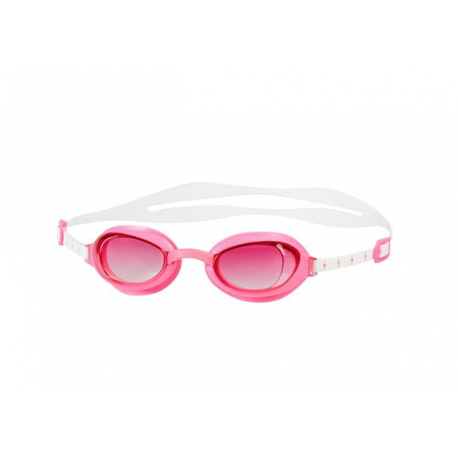 Speedo Occhialino Donna Aquapure Female Bianco/Pink