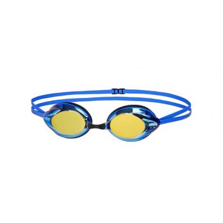 Speedo Occhialino Sr Opal Mirror Blu/Gold
