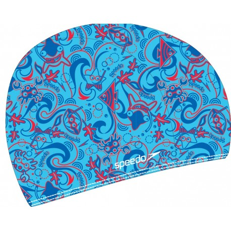 Speedo Cuffia Bambino Poly Sea Squad Assorted