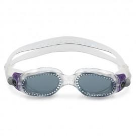 Aqua Sphere Occhialino Donna Kaiman Dark Lens Trasparente