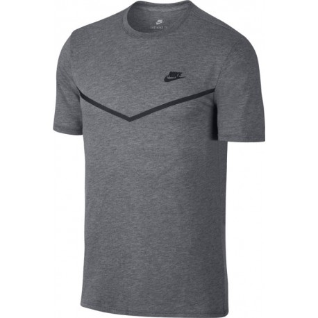 Nike T-shirt Tech Fleece Grigio