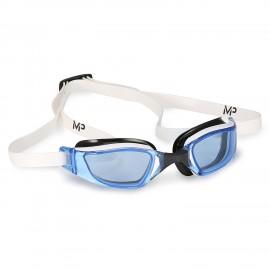 Aqua Sphere Occhialino Xceed Blue Lens Bianco