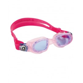 Aqua Sphere Occhialino Kid Moby Clear Lens Pink