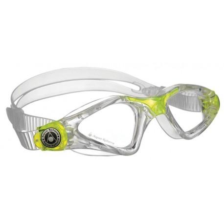 Aqua Sphere Occhialino Bambino Kayenne Clear Lens Trasparente