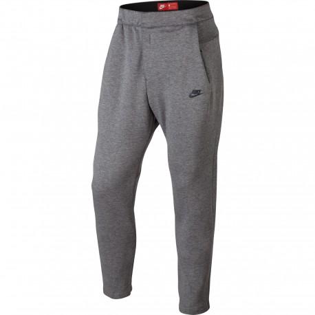 Nike Pantapolsino Tech Fleece Grigio