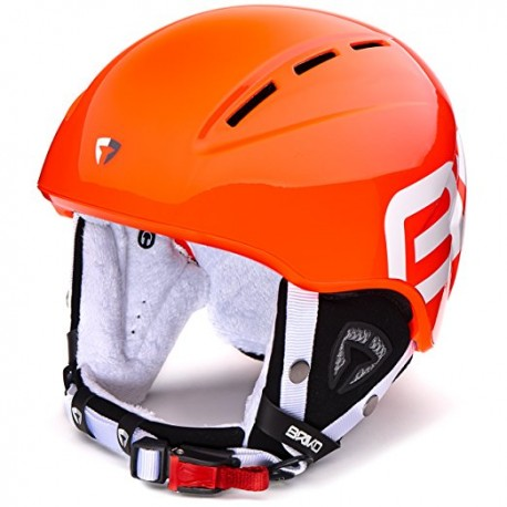 Briko Casco Kodiakino   Orange Fluo